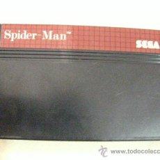 Videojuegos y Consolas: ANTIGUO JUEGO SEGA SPIDER-MAN. Lote 30022058