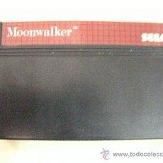 Videojuegos y Consolas: ANTIGUO JUEGO SEGA MOONWALKER. Lote 30022075