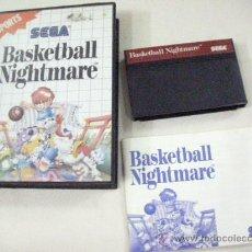 Videojuegos y Consolas: SEGA BASKETBALL NIGHTMARE. Lote 30231001