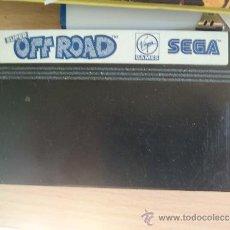 Videojuegos y Consolas: SUPER OFF ROAD SEGA . Lote 35199926