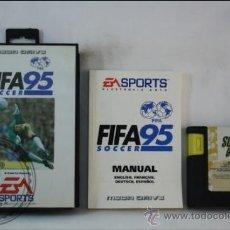 Videojuegos y Consolas: JUEGO SEGA - MEGA DRIVE - FIFA ´95 - SOCCER - 1994. Lote 38955110