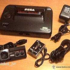 Videojuegos y Consolas: CONSOLA SEGA MASTER SYSTEM PAL COMPLETA EN BUEN ESTADO ACCESORIOS ORIGINALES Y VISIÓN UITRA-CLARA. Lote 27702113