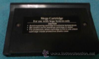 Videojuegos y Consolas: Juego sonic the hedgehog,SEGA SYSTEM - Foto 2 - 57645184