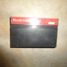 Videojuegos y Consolas: JUEGO ORIGINAL SEGA MASTER SYSTEM WORLD GRAND PRIX. Lote 41017651