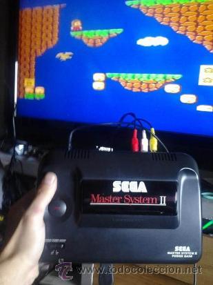 Consola Sega Master System Ii Modificada Con Rc Buy Video Games