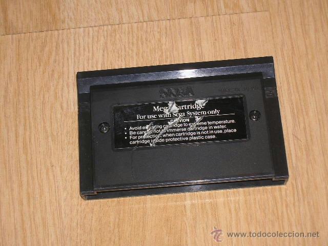 Videojuegos y Consolas: POWER STRIKE Completo SEGA MASTER SYSTEM Pal España COMPILE - Foto 2 - 42828023