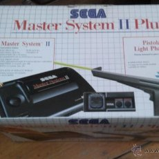 Video Games and Consoles: CONSOLA MASTER SYSTEM 2 PLUS . Lote 85862940