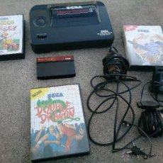 Videojuegos y Consolas: SEGA LEER. Lote 47896439