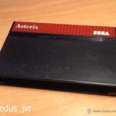 Videojuegos y Consolas: ASTERIX JUEGO PARA SEGA MASTER SYSTEM PAL SOLO CARTUCHO. Lote 48589544