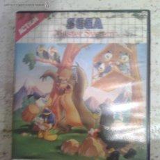 Videojuegos y Consolas: VIDEOJUEGO SEGA DONALD DUCK. Lote 49408553