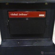 Videojuegos y Consolas: VIDEOJUEGO DE SEGA GLOBAL DEFENSE. Lote 49436492