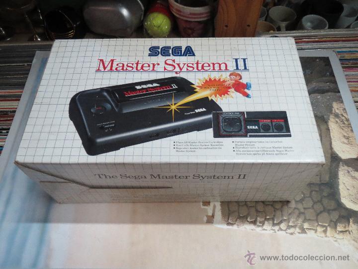 Sega Master System Ii Y Pistola Con Cinco Juego Comprar