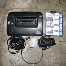 Videojuegos y Consolas: CONSOLA SEGA MASTER SYSTEM CON UN JUEGO. Lote 51656020