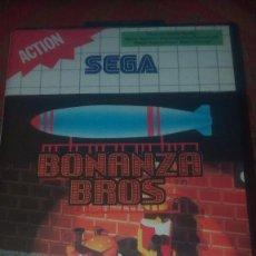 Videojuegos y Consolas: BONANZA BROS - BONANZA BROTHERS. Lote 58286179