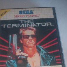 Videojuegos y Consolas: TERMINATOR - THE TERMINATOR. Lote 58349659