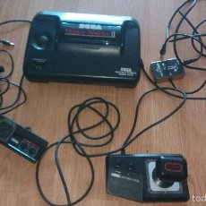 Videojuegos y Consolas: CONSOLA SEGA MASTER SYSTEM II - JOYSTICK ORIGINAL SEGA CONTROL STICK DE SEGA MASTER SYSTEM - JUEGO . Lote 59035610