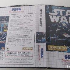 Videojuegos y Consolas: JUEGO PARA LA SEGA MASTER SYSTEM STAR WARS . Lote 61528611