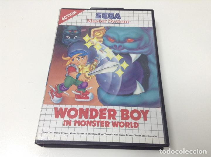 Wonder boy in monster world - Sold through Direct Sale