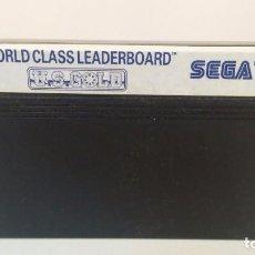Videojuegos y Consolas: JUEGO MASTER SYSTEM - WORLD CLASS LEADERBOARD. Lote 63396336