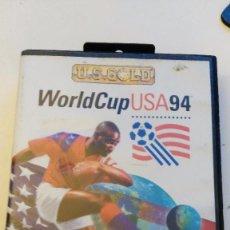 Videojuegos y Consolas: WORLD CUP USA 94 - SEGA MASTER SYSTEM - SIN INSTRUCCIONES. Lote 76787739