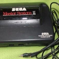 Videojuegos y Consolas: CONSOLA SEGA MASTER SYSTEM II AÑOS 90. Lote 79562085