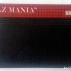 Videojuegos y Consolas: TAZMANIA MASTER SYSTEM. Lote 83290764