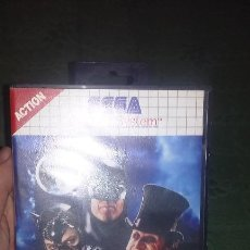Videojuegos y Consolas: JUEGO BATMAN RETURNS MASTER SYSTEM. Lote 98579951