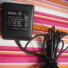 Videojuegos y Consolas: SEGA MARTER SYSTEM I TRANSFORMADOR ORIGINAL POWER SUPPLY MODELO 3025-18 9V. Lote 98582643