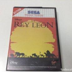 Videojuegos y Consolas: EL REY LEON. Lote 98644979