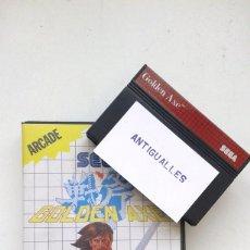 Videojuegos y Consolas: JUEGO GOLDEN AXE.SEGA MASTER SYSTEM.. Lote 122201415