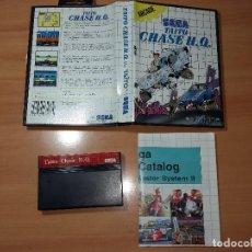 Videojuegos y Consolas: SMS0007 -SEGA MASTER SYSTEM CHASE H.Q. Lote 99315235