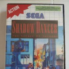 Videojuegos y Consolas: JUEGO DE MASTER SYSTEM - SHADOW DANCER. Lote 99632671