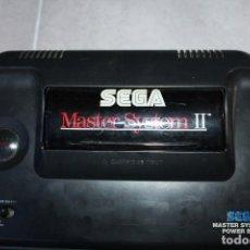 Videojuegos y Consolas: MASTER SYSTEM II SOLO CONSOLA FUNCIONA SEGA. Lote 106030679