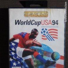 Videojuegos y Consolas: JUEGO SEGA SYSTEM WORLDCUP USA 94. Lote 107291723