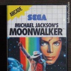 Videojuegos y Consolas: JUEGO SEGA SYSTEM MOOMWALKER. Lote 107291843
