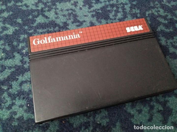 JUEGO GOLFMANIA MASTER SYSTEM (Juguetes - Videojuegos y Consolas - Sega - Master System)
