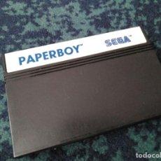 Videojuegos y Consolas: JUEGO PAPERBOY MASTER SYSTEM. Lote 112769567