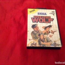 Videojuegos y Consolas: OPERATION WOLF COMPLETO. Lote 114892575