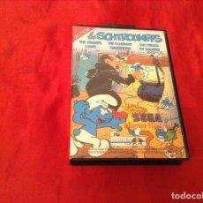 Videojuegos y Consolas: LES SCHTROUMPFS COMPLETO. Lote 114892795