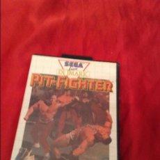 Videojuegos y Consolas: PIT FIGHTER COMPLETO. Lote 114893231