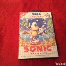 Videojuegos y Consolas: SONIC COMPLETO. Lote 114893655