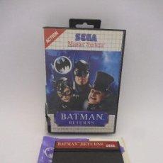 Videojuegos y Consolas: BATMAN RETURNS. Lote 115228035