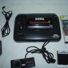 Videojuegos y Consolas: CONSOLA SEGA MASTER SYSTEM . Lote 130842160