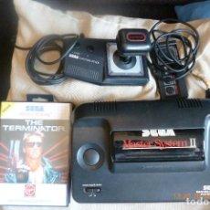 Videojuegos y Consolas: LOTE MASTER SYSTEM SEGA. Lote 151625518