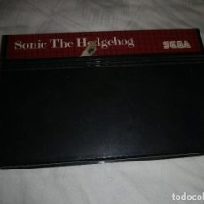 Videojuegos y Consolas: JUEGON DE SEGA SONIC THE HEDGEHOG. Lote 118746695