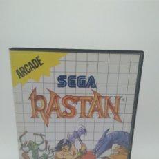 Videojuegos y Consolas: RASTAN SEGA MASTER SYSTEM. Lote 119057691