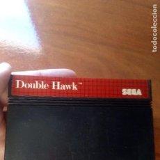 Videojuegos y Consolas: SEGA MÁSTER SYSTEM JUEGO DOUBLE HAWK. Lote 119232407