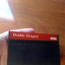 Videojuegos y Consolas: SEGA MÁSTER SYSTEM JUEGO DOUBLE DRAGON. Lote 119232835