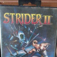 Videojuegos y Consolas: STRIDER 2 MASTER SYSTEM. Lote 121519496