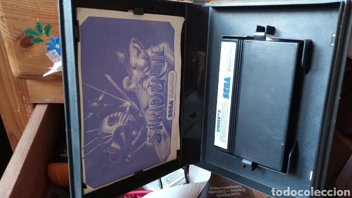 Videojuegos y Consolas: Strider 2 master system - Foto 3 - 121519496